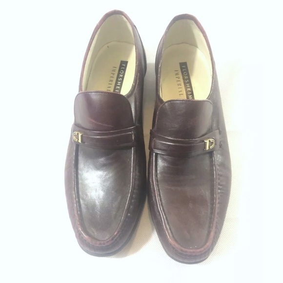 Florsheim Other - Florsheim imperial men's shoes 10 brown leather